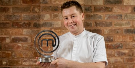 You can eat food cooked by a Masterchef winner this weekend – and here's how