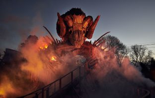 Alton Towers Wickerman