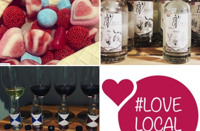 Here at J'AIME we make it our business to #LoveLocal.