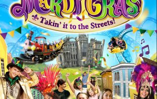 Alton Towers Resort is launching a new Mardi Gras event.