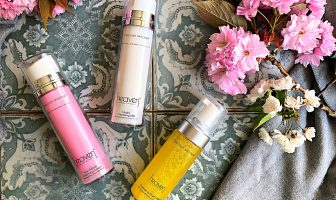 Cleansers from Heaven Skincare.