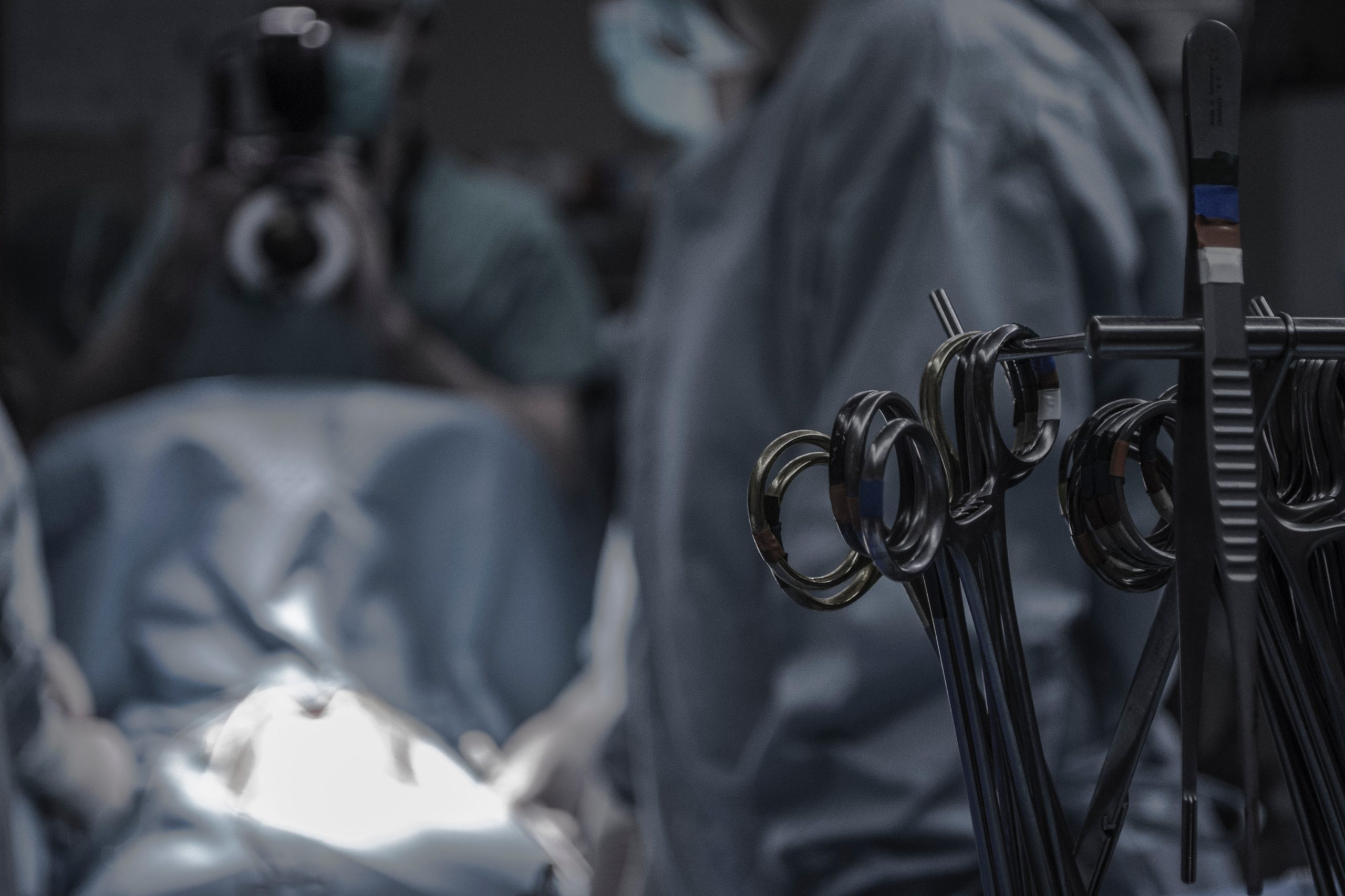 Fancy being operated on by a robot?