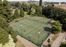 Free tennis coaching resumes this weekend – and here's how to book
