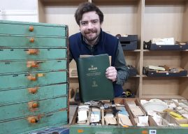 This Midlands watchmaker's collection is set to make thousands at auction