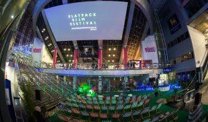 Flatpack Festival 2021.
