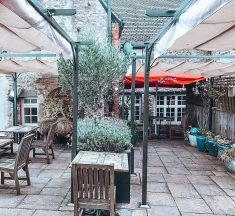 This is how pubs are preparing for outdoor reopening