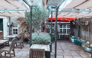 Pubs have been transforming their outdoor spaces.