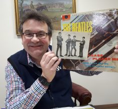 Rare signed Beatles photo to be auctioned in Staffordshire