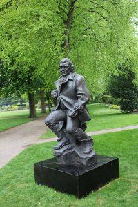 Erasmus Darwin, Beacon Park.