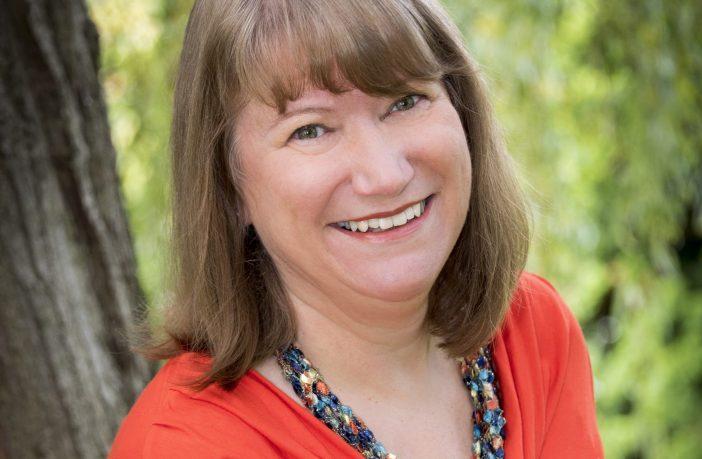 Property lawyer turned massage therapist Kathy Scott.