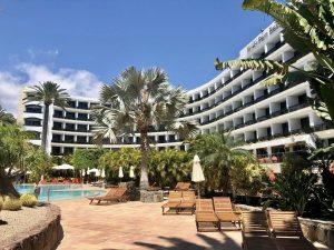 Seaside Palm Beach Hotel.