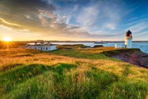 The Isle of Lewis in the Outer Hebrides.