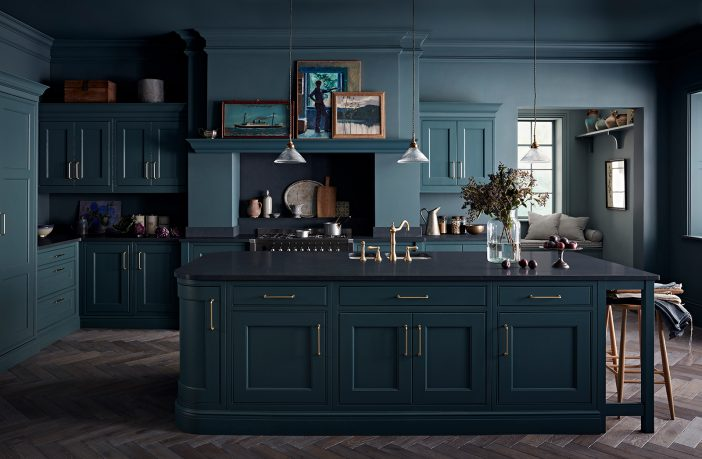 Somerton Range by Burbridge & Son Kitchen Makers. Available from Tippers, www.tippers.com