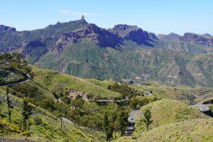 View from Paradores Cruz De Tejeda.
