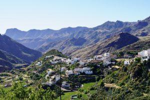 Village of Tejeda.