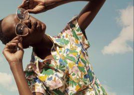 Fashion: Petal power