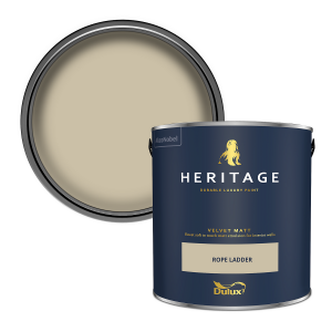 Dulux Heritage paint in rope ladder, available from Tippers, www.tippers.com