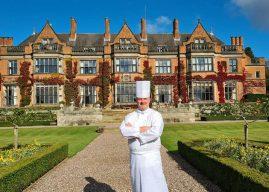 Meet the Executive Chef of Hoar Cross Hall