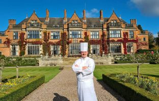 James St Claire-Jones, Executive Chef, Hoar Cross Hall