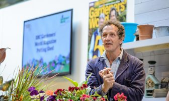Monty Don Gardeners' World Live