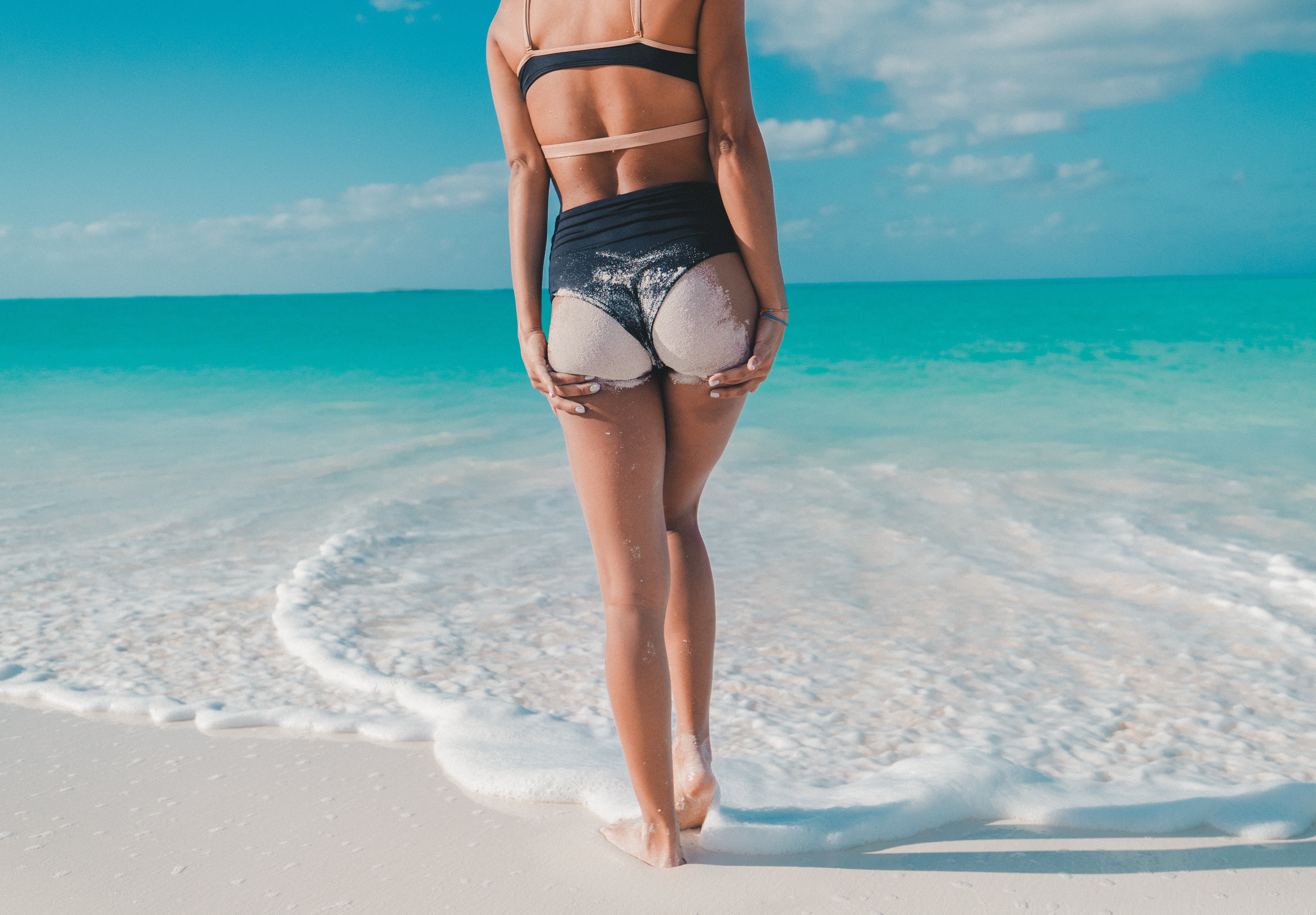 Fitness: How to build beautiful buttocks