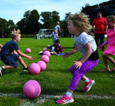 Community Games return to Lichfield